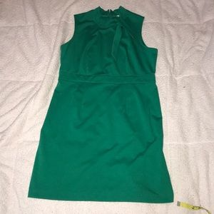 Green Vintage Styl Dress